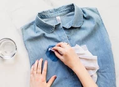 como quitar silicona de la ropa